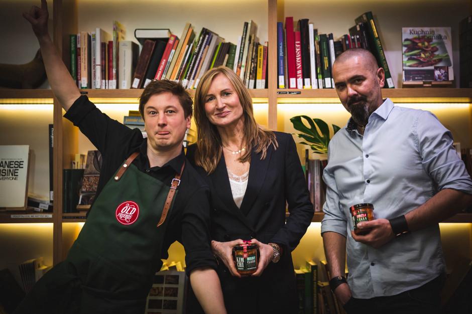 Grzegorz Łapanowski oficjalnie wprowadza markę Old Friends Kimchi