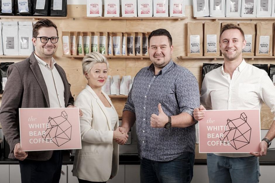 Dwie białostockie marki gastronomiczne łączą siły. Rusza sieć kawiarni Białe Niedźwiedzie