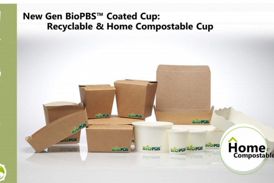 NewGen Bio PBS Coated Cup