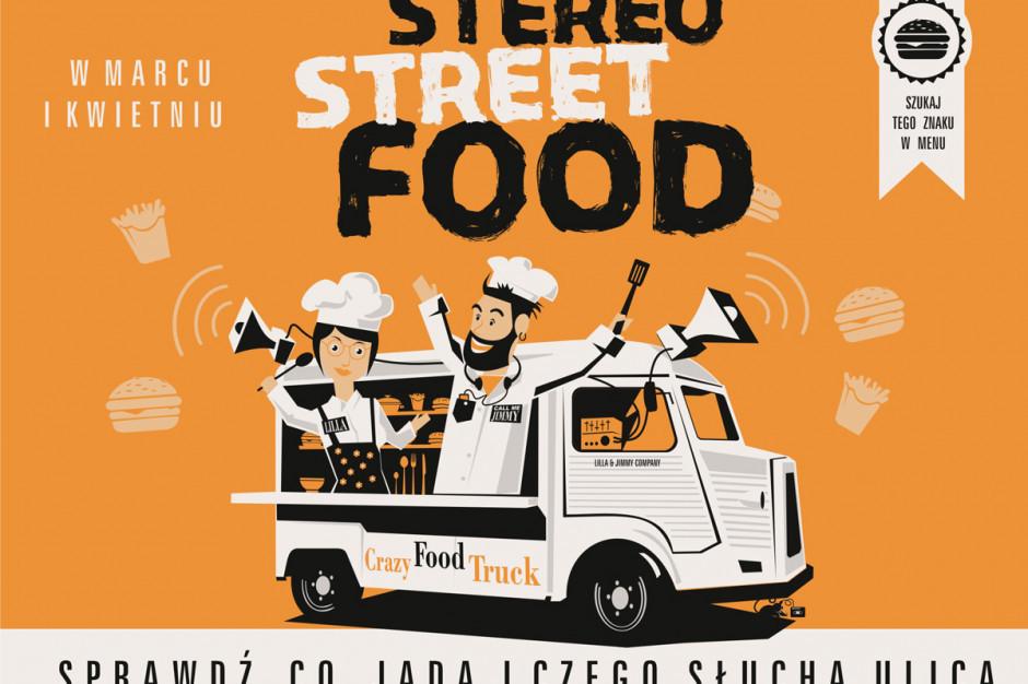 Wiosenna oferta Sodexo inspirowana street foodem