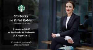 Starbucks na Dzień Kobiet zorganizuje Power Speech