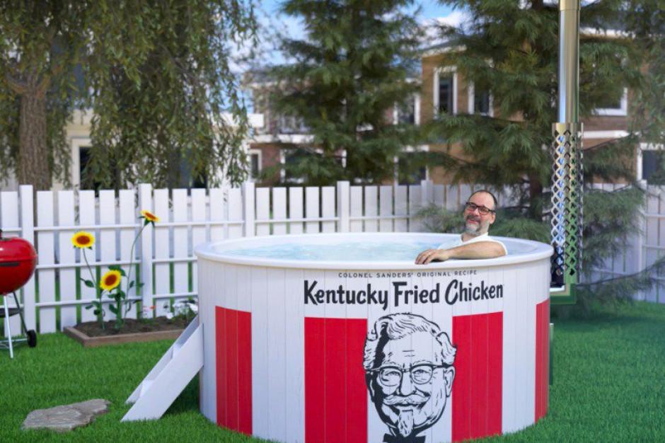 KFC proponuje naprawdę duży kubełek