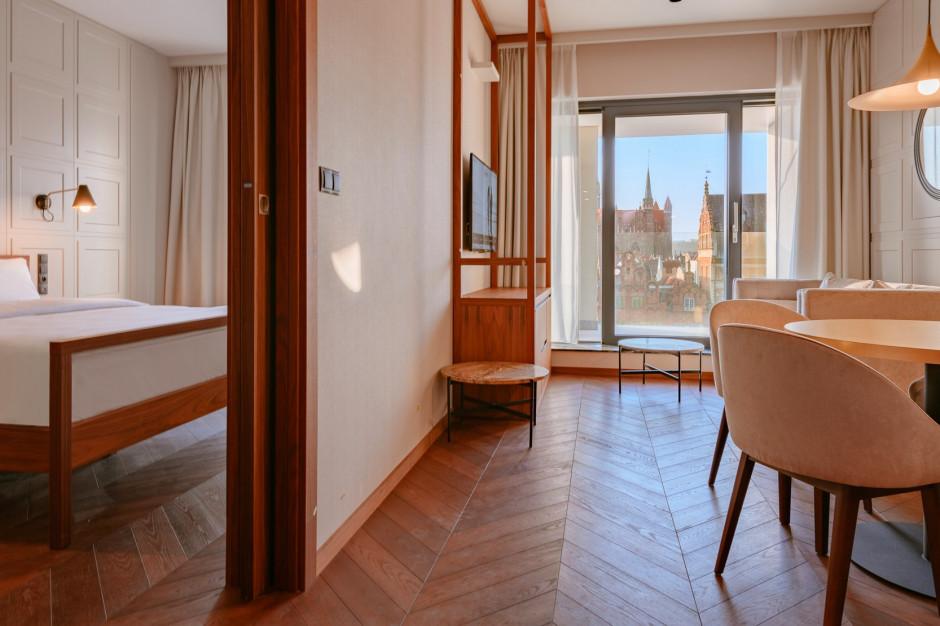 Radisson Hotel & Suites w Gdańsku