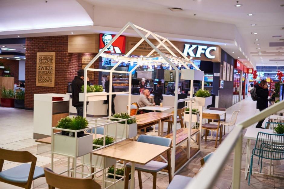 Food court coraz częściej staje się przestrzenią wielofunkcyjną