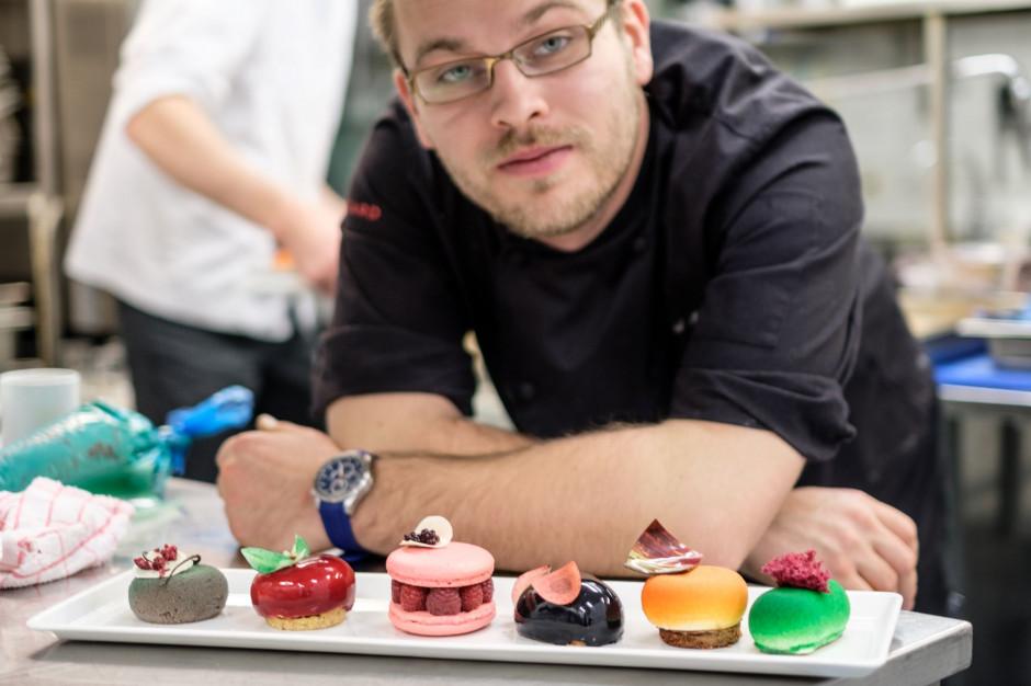 Szef cukierni w hotelu Raffles Europejski: Poszukuję starych receptur i adaptuję je do współczesnych realiów