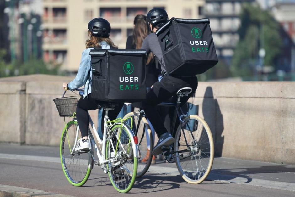 Uber Eats rozszerza zasięg w Trójmieście