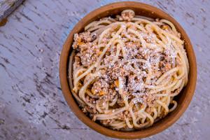Burmistrz Bolonii walczy ze spaghetti po bolońsku