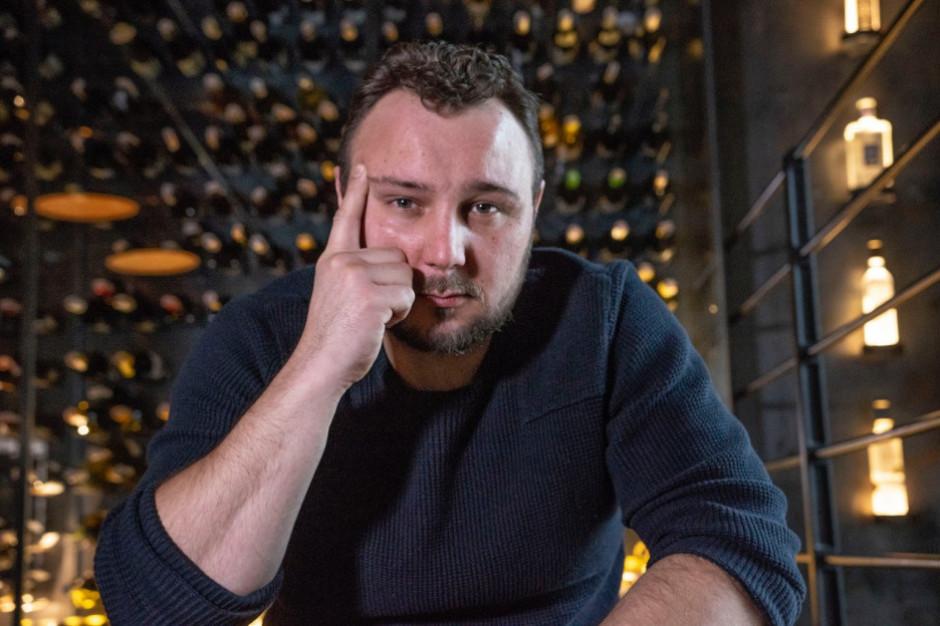 Aleksander Baron: Życie szefa kuchni zaczyna się i kończy właśnie w kuchni (wideo)