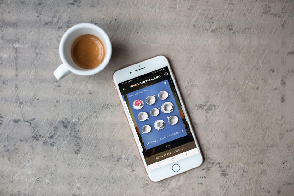 Green Caffè Nero rusza z aplikacją lojalnościową i płatniczą