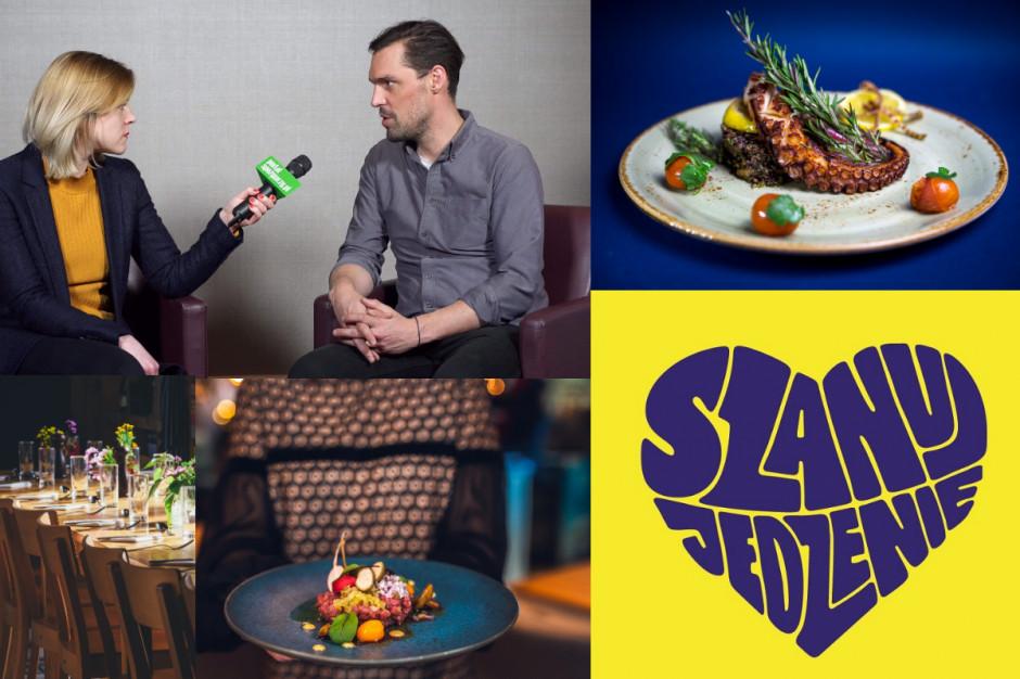 Maciek Żakowski, Restaurant Week: Czujemy odpowiedzialność społeczną (wideo)