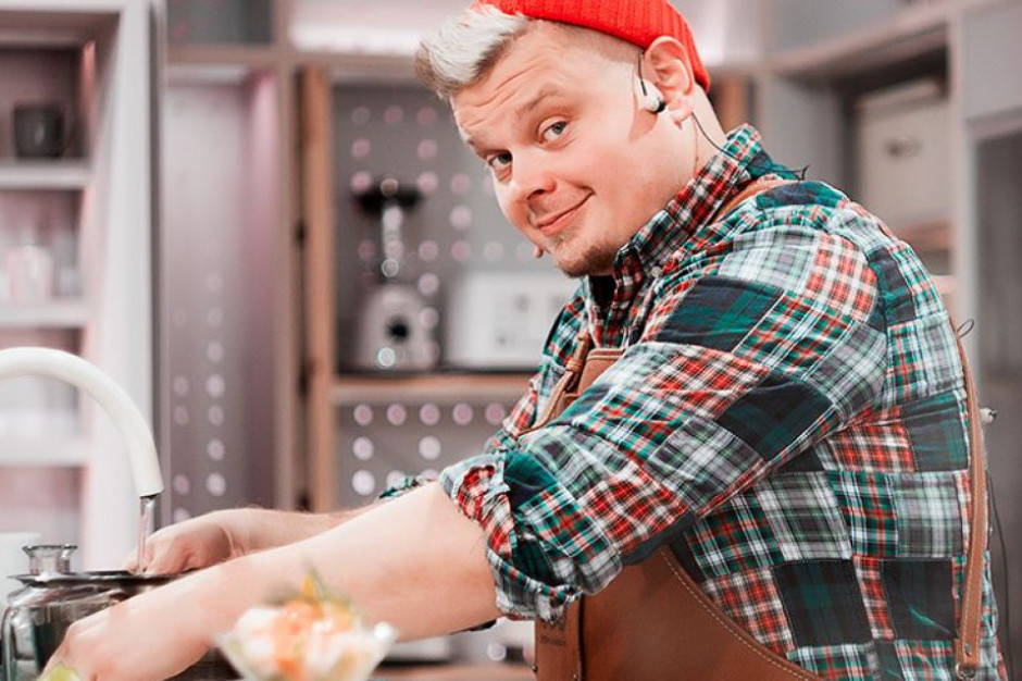 Jurek Sobieniak: Dobry szef kuchni musi być egocentrykiem