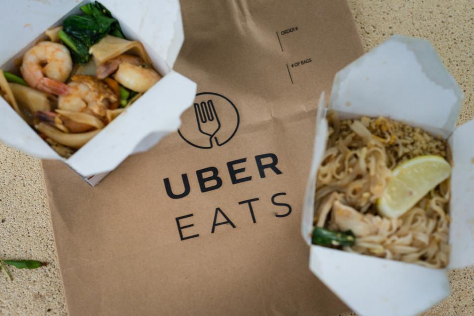 Uber Eats wkracza do Katowic