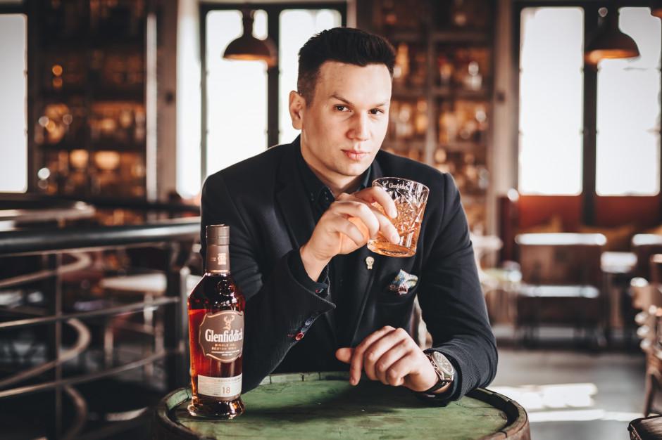 Szef baru 6 Cocktails nowym Brand Ambasadorem whisky Glenfiddich