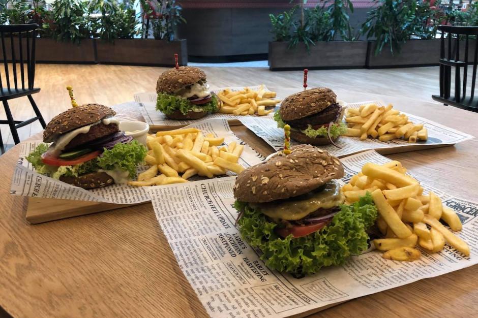 Restauracja Zielona wprowadza burgera Beyond