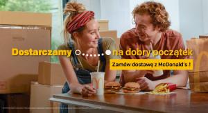 McDonald's z usługą McDelivery w Katowicach