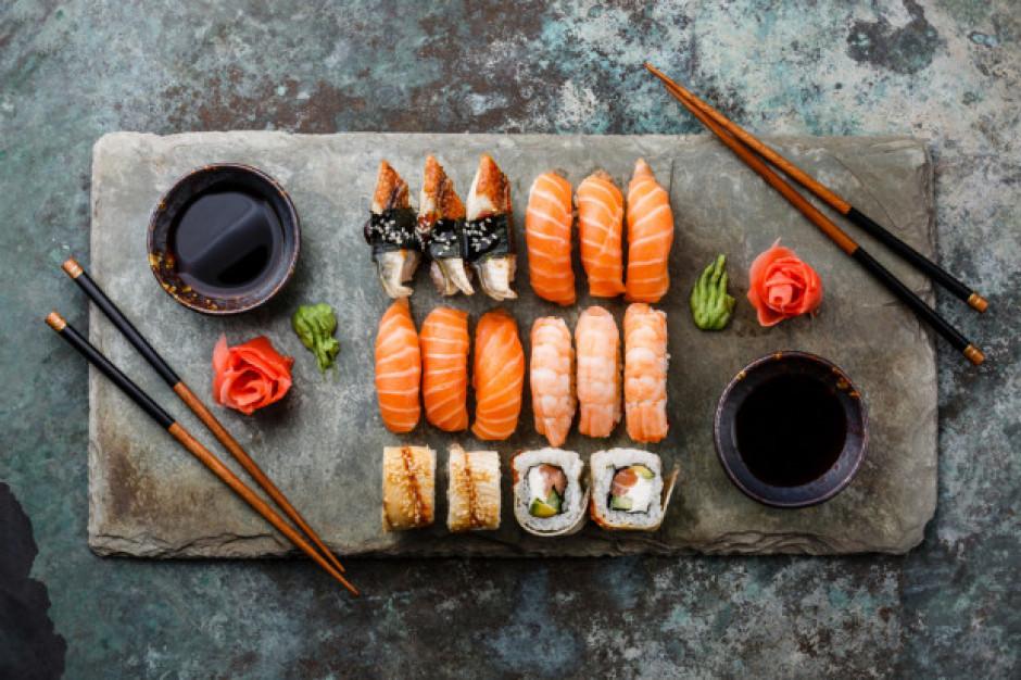 Sushi Index 2019: Warszawa lubi sushi