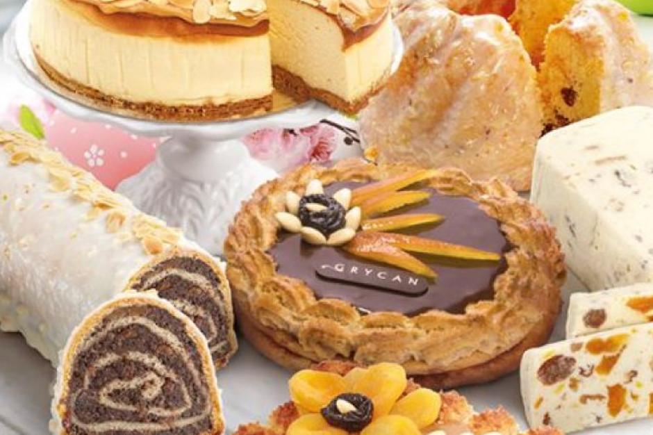 Grycan przedstawił ofertę ciast wielkanocnych