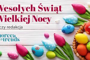 Inspirującej i smacznej Wielkanocy!!!