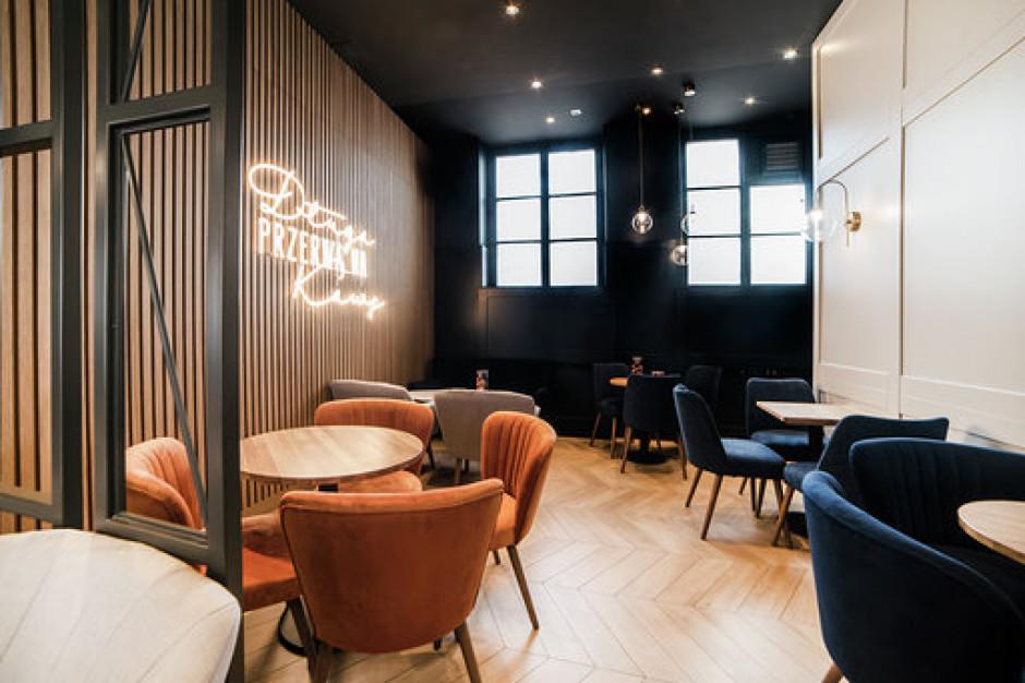 Nowy design w kawiarniach sieci Costa Coffee
