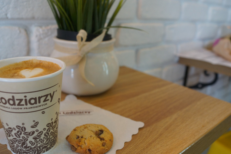 U Lodziarzy wprowadzają dwie mieszanki kaw