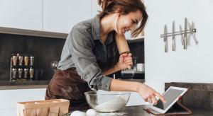 Internet rządzi w kuchni. Przepisów szukamy głównie w sieci