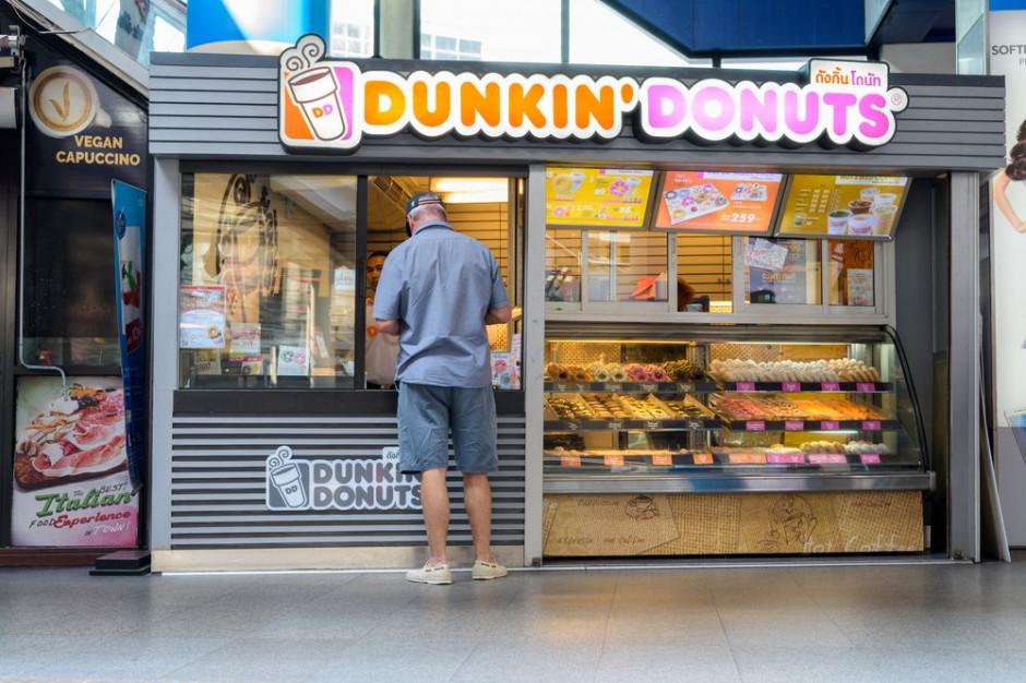 Dunkin' Donuts powtórzy sukces McDonald's i Starbucks?