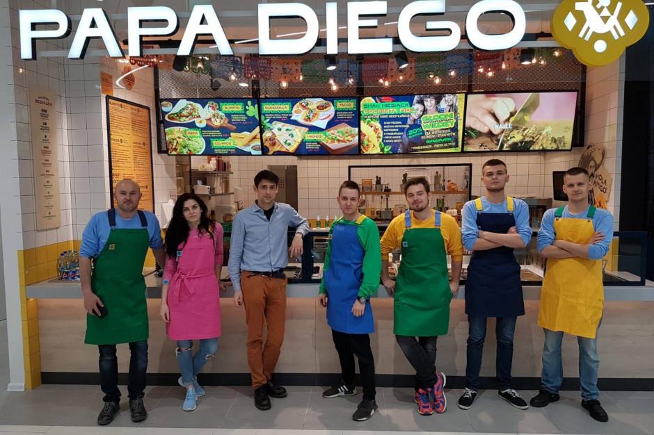 Papa Diego otwiera lokal w Opolu
