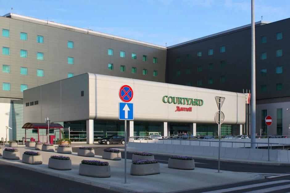 Po 16 latach Marriott przy Lotnisku Chopina przejdzie generalny remont