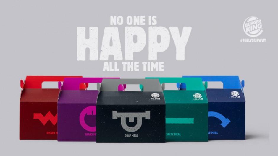"""Burger King: Zestawy nie muszą być tylko """"happy"""" (wideo)"""