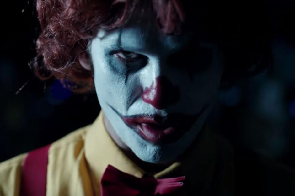 Burger King przeciw upiornym clownom i urodzinom w McDonald's