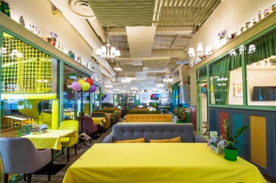 Pesto Cafe, ukraińska sieć gastronomiczna, wchodzi do Polski