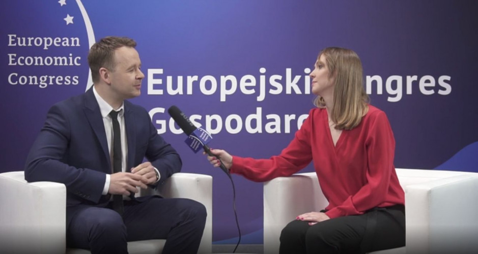 Pyszne.pl na EEC: Rynek delivery rozwija się bardzo dynamicznie (wideo)