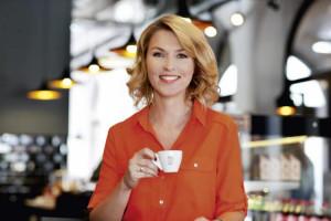Jolanta Borowska żegna się z Costa Coffee