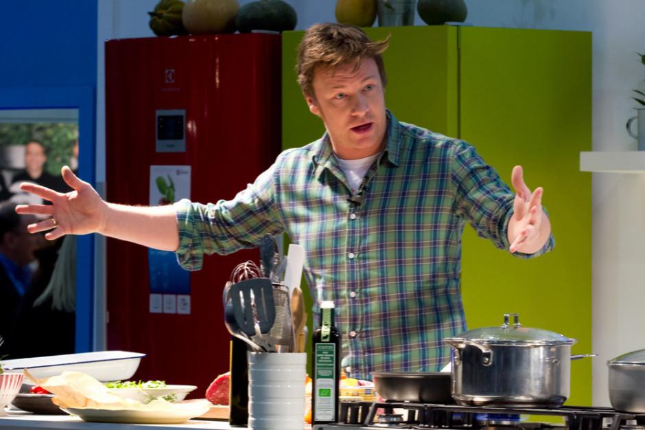 Restauracje Jamiego Olivera zagrożone upadłością