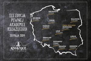 Ruszyły Piwna Akademia Książęcego oraz Akademia Czeskiego Servingu