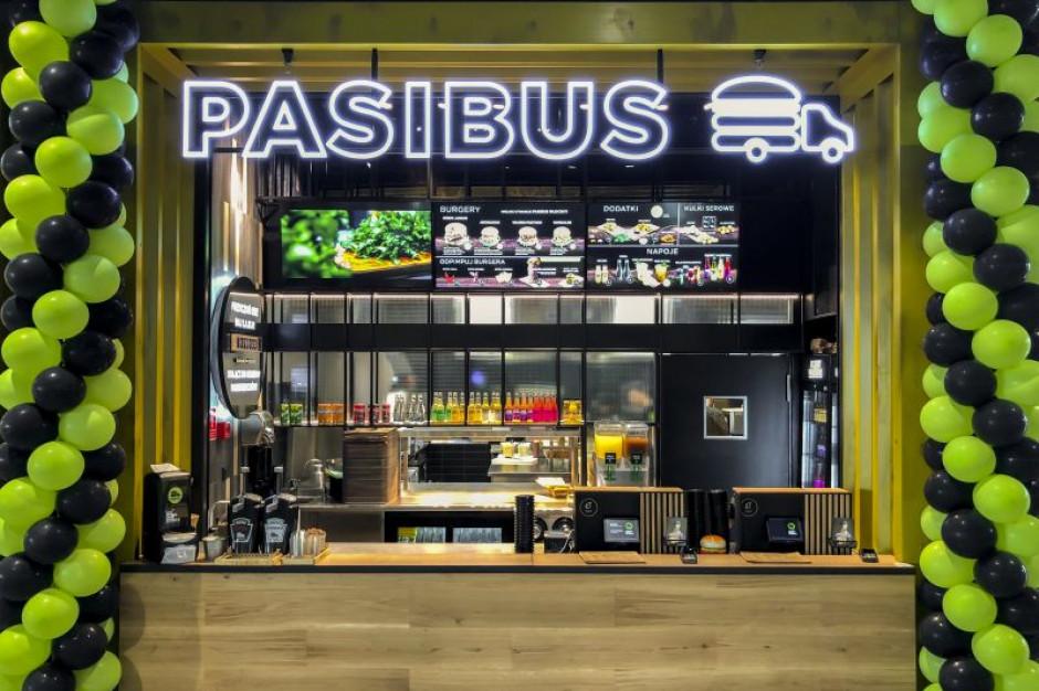 Pasibus otwiera pierwszy lokal we współpracy ze spółką Helios