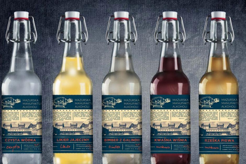 Magda Gessler inwestuje w rodzinną firmę produkującą wódki i nalewki kraftowe