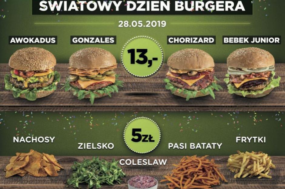 Pasibus: Fani marki sami wybrali atrakcje na Światowy Dzień Burgera