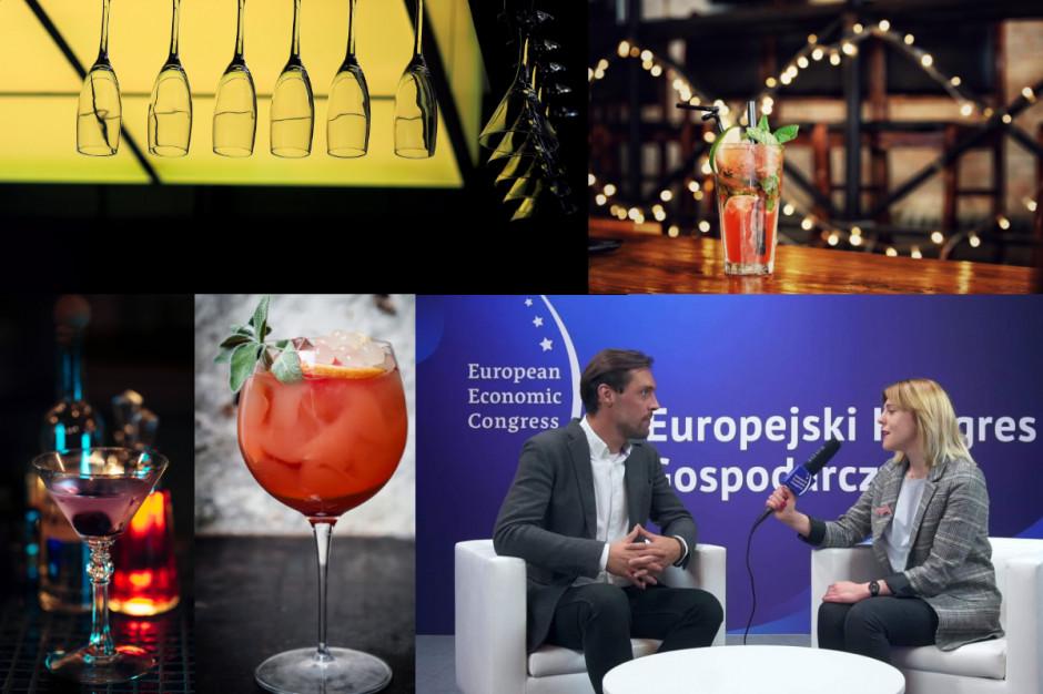 Maciek Żakowski na EEC: Polska kultura barmańska dogoniła światowe standardy (wideo)