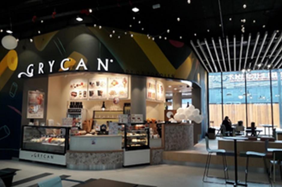 Grycan otworzył 35. lodziarnio-kawiarnię w Warszawie