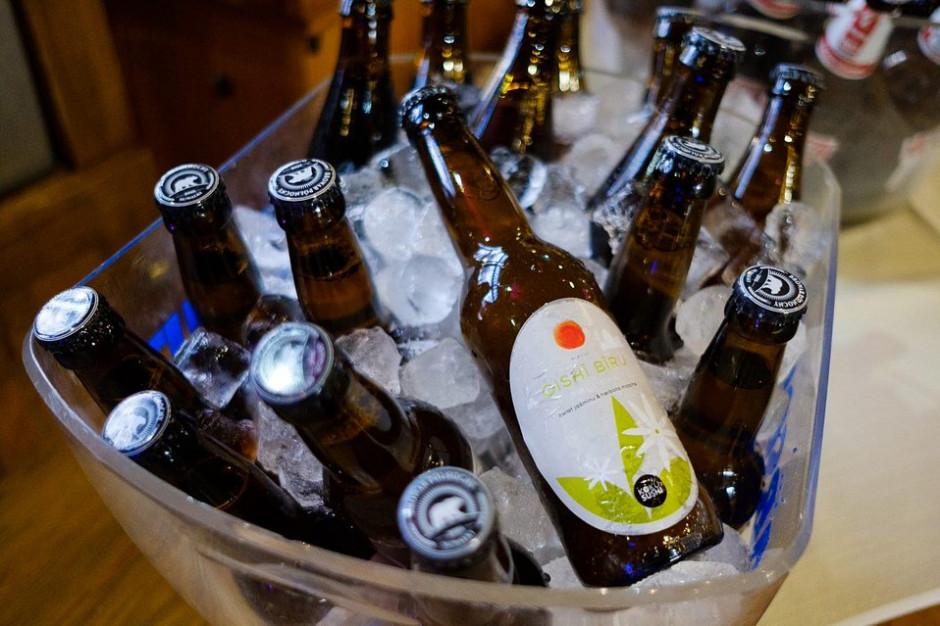 Browar Północny stworzył piwo z japońskiej odmiany chmielu dla Koku Sushi