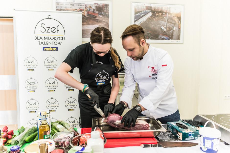 150 młodych kucharzy na Mikserze Kulinarnym w Olsztynie