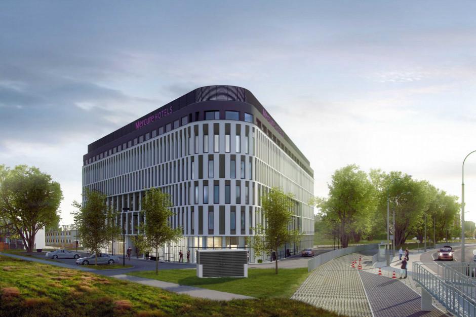 Hotel Mercure Warszawa Ursus Station zostanie otwarty jesienią tego roku