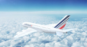 Air France walczy z plastikiem. Serwuje pasażerom poczęstunki na biodegradowalnej zastawie