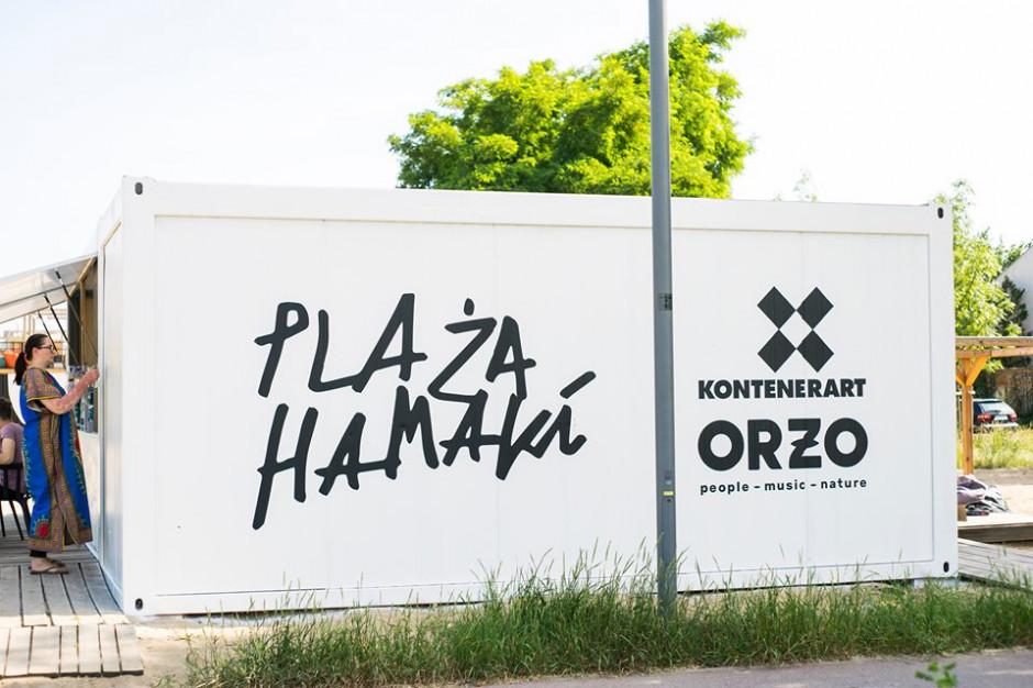 ORZO dołącza do KontenerART w Poznaniu