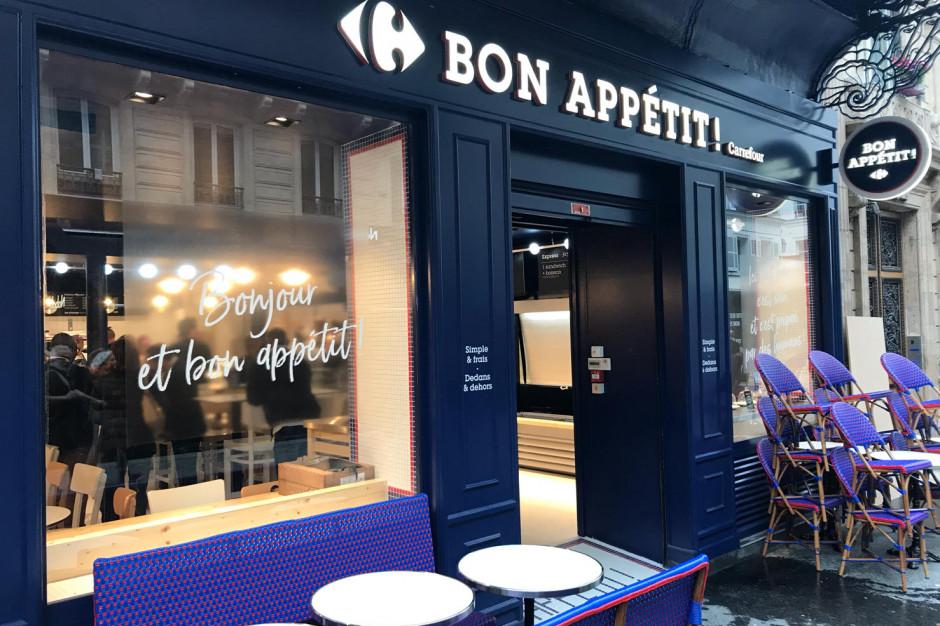 Bon Appétit – Carrefour otwiera swoją pierwszą restaurację