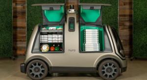 Domino's dostarczy pizzę autonomicznymi autami Nuro