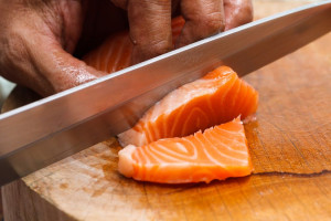MOWI, dostawca łososia, wspiera Poland Sushi Cup 2019