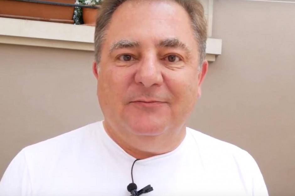 Robert Makłowicz popiera zakaz hodowli zwierząt w klatkach (wideo)