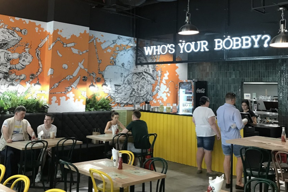 Bobby Burger ma już 40 lokali
